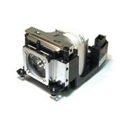 Sanyo PLC-XD2200 Projector Housing with Genuine Original OEM Bulb