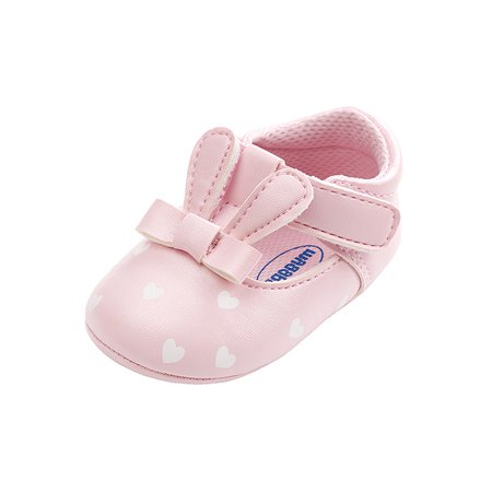Nicesee Cute Baby Girls Anti-slip Soft Leather Shoes - Cute Girls Vans