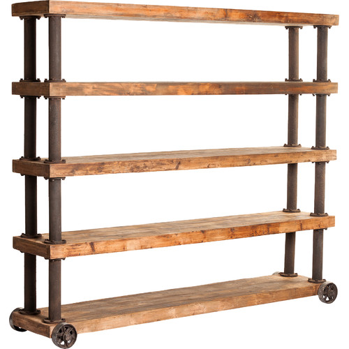 17 Stories Ulla 81'' Etagere Bookcase by