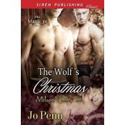 The Wolf's Christmas - eBook