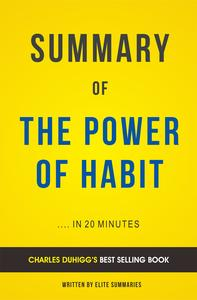 The Power Of Habit Book
