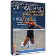 Becoming a Champion Volleyball Player: 50 Advanced Tips to Elevate Your Game! DVD