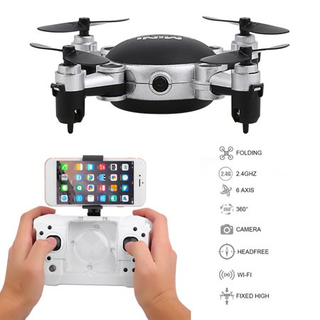 Wifi Camera Drone Photography Video Device 4 Axles RC Quadcopter With Camera