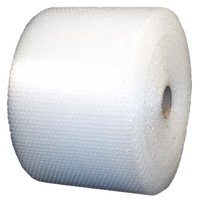 Uboxes Bubble Roll, 250 ft x 12 in, 1/2 in Large Bubble