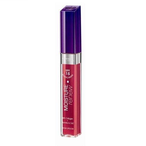 Rimmel Moisture Renew Lipgloss, Red Action