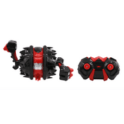 Radio Control Grrrumball, 360 spinning action, smash attack, lights and growling RC
