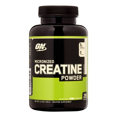 Optimum Nutrition Micronized Creatine Powder, 28