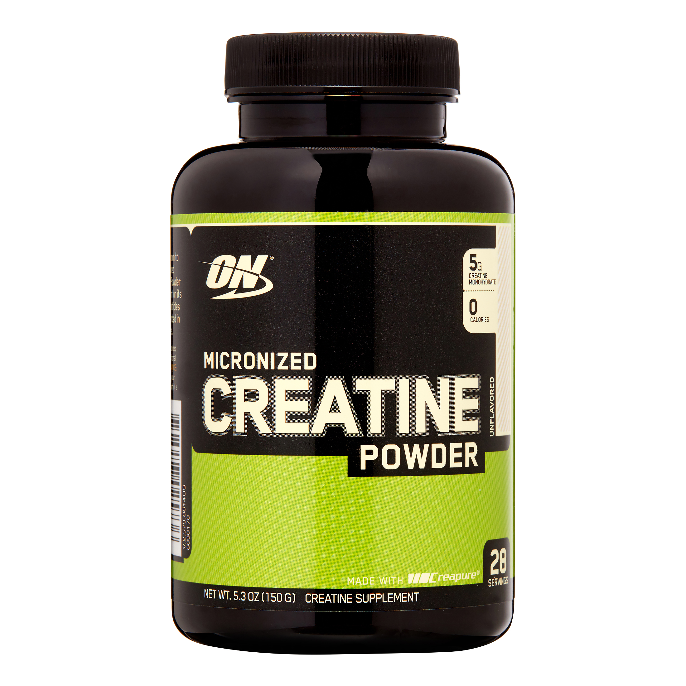 Optimum Nutrition Micronized Creatine Powder, 28 Servings