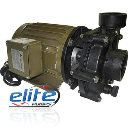 Elite Pumps 5000ELT23 4500 Series 5000 GPH External Pond Pump](Ellie Pumps)