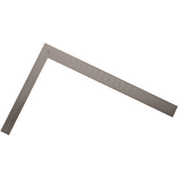 Stanley 45 910 24 Steel English Rafter Roofing Square Walmart