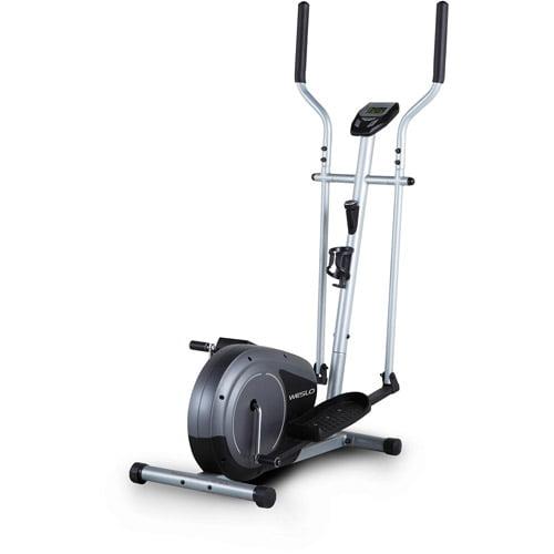 Weslo momentum g compact elliptical with adjustable resistance
