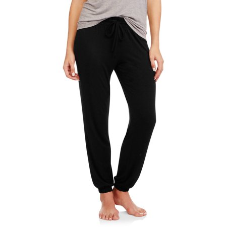 Secret Treasures Essentials Women's Knit Ankle Sleep Pants