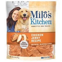 Dog Treats: Milo's Kitchen Jerky Recipe