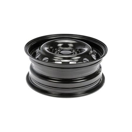 Dorman 939-162 Wheel For Honda Civic, Black Finish, (Honda Civic 4wd)
