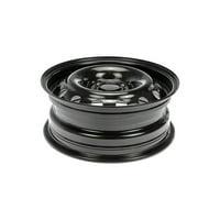 Dorman 939-162 Wheel For Honda Civic, Black Finish, New