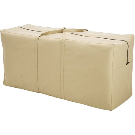 Classic Accessories Terrazzo Patio Furniture Cushion Storage Bag - Classic Accessories Terrazzo Patio Furniture Cushion Storage Bag