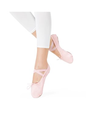 Stelle Now Canvas Ballet Shoes Dance Slippers for Girls/Boys/Women/Adults