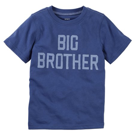 Carters toddler clothing outfit little boys big brother for Big brother shirts for toddlers carters