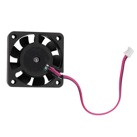 DC 12V 4CM 2 Pin Brushless VGA Graphics Card Cool Cooler Fan For Laptop PC - image 2 of 9
