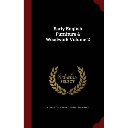 Early English Furniture & Woodwork Volume 2 - image 1 of 1
