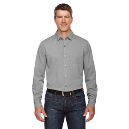 - Ash City - North End Men's Mélange Performance Shirt