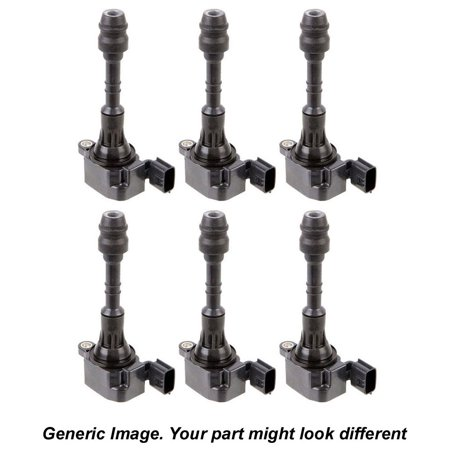Ignition Coil Set For Mazda Millenia 1995 1996 1997 1998