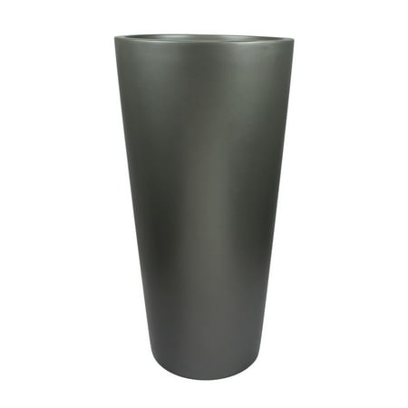 Root and Stock Sonoma Tall Cylinder Fiberglass - Tall Round Planter