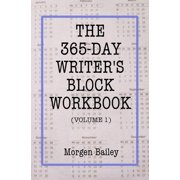 The 365-Day Writer's Block Workbook (Volume 1) - eBook