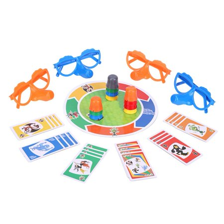 HURRISE Jeu de cartes amusant pour les enfants Jeu de famille interactif multijoueur interactif BattleToys pour enfants adultes, jeu de société familial, jeu de cartes - image 8 de 8