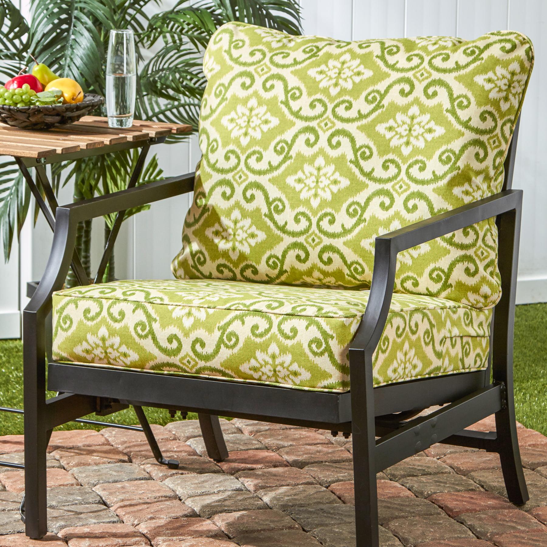Greendale Home Fashions Shoreham Outdoor Deep Seat Cushion Set by Greendale Home Fashions