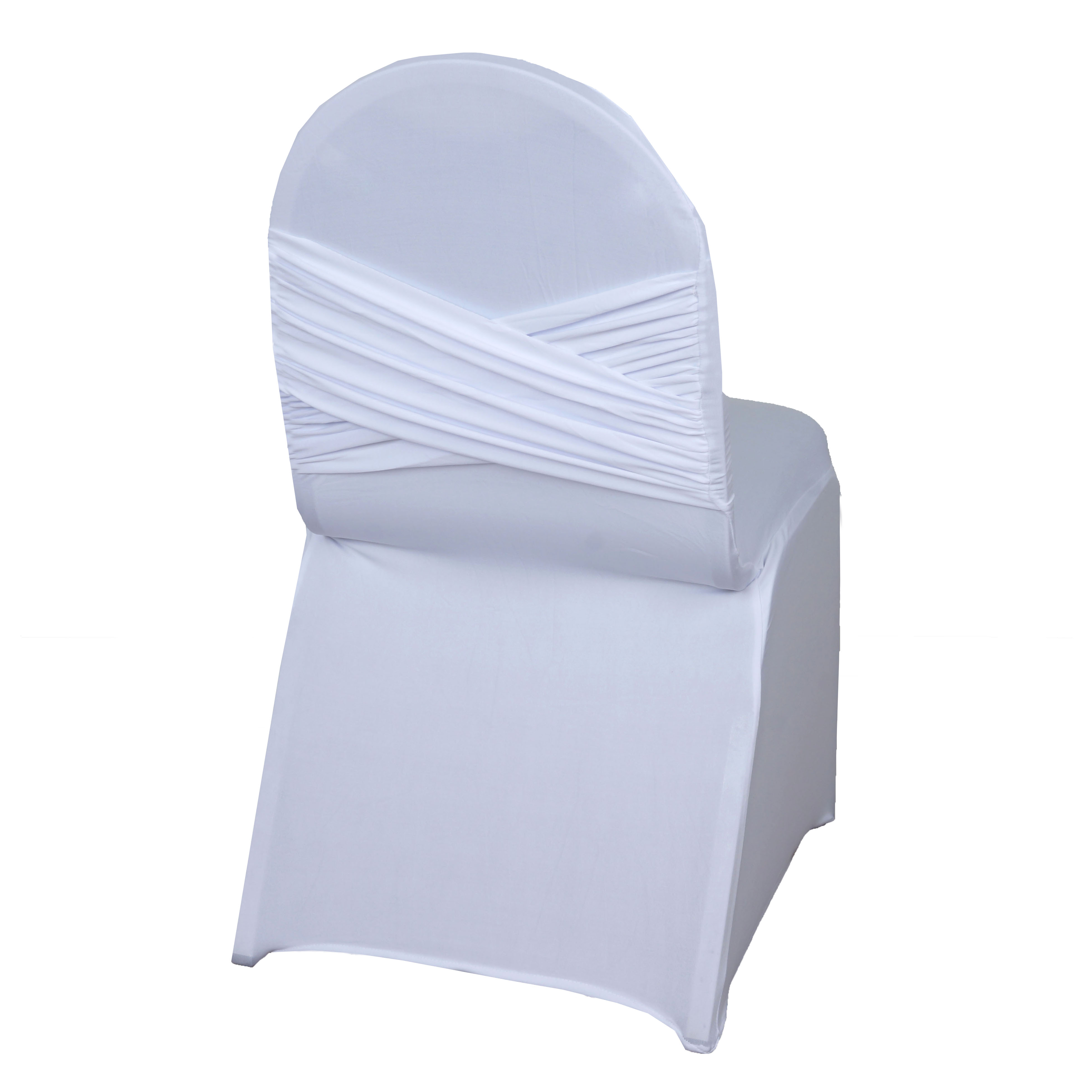 BalsaCircle Banquet Spandex Stretchable Chair Covers Crisscross Design  Slipcovers For Party Wedding Home Decorations   Walmart.com