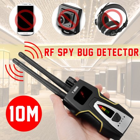 Anti-Spy Detector Hidden Camera GSM Audio Bug Finder GPS Signal Lens RF  - image 9 of 9