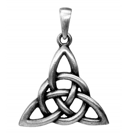 Trinity Pendant - Collectible Medallion Necklace Accessory Jewelry