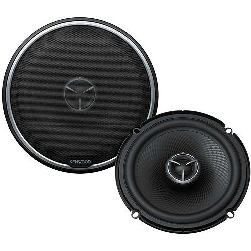 "Kenwood 6.5"" 2-Way Flush Mount 240W Speakers"