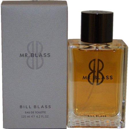 Mr.Bill Blass by Bill Blass Eau-de-toilette Spray for Men, 4.20-Ounce