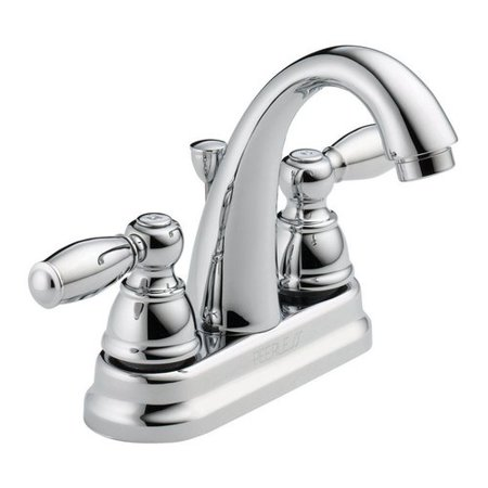 Peerless Faucets Standard Centerset Bathroom Faucet Double Handle