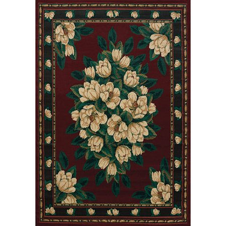 Outdoor Red Carpet Runner (United Weavers Brunswick Eloise Woven Olefin Runner Rug, 1'11