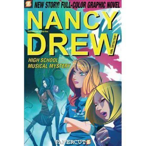 Nancy Drew Girl Detective 20: High School Musical Mystery