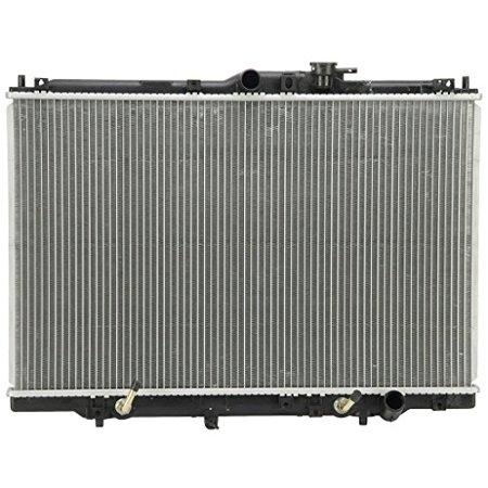 Radiator - Pacific Best Inc For/Fit 1815 95-98 Honda Odyssey 96-99 Isuzu Oasis Van L4 2.2L Plastic Tank Aluminum Core 1-Row (Pacific Oasis)