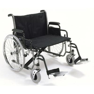 """ProBasics Extra-Wide Wheelchair 26"""" x 20"""" - 1 Each / Each"""