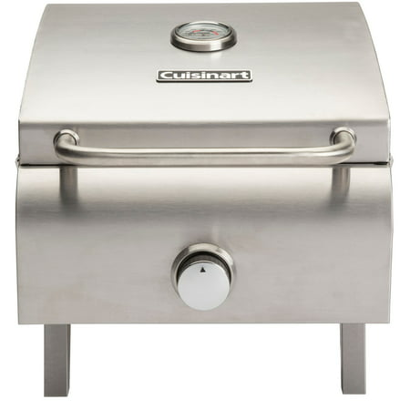 Cuisinart Professional Portable Gas Grill in Stainless