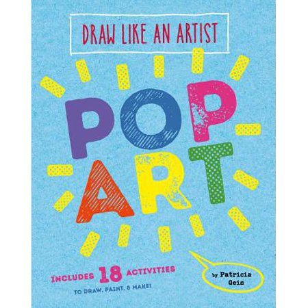 Draw Like an Artist: Pop Art - Pop Art Artists Halloween