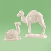 Department 56 Snowbabies 4031896 Camel Kisses, Set of 2