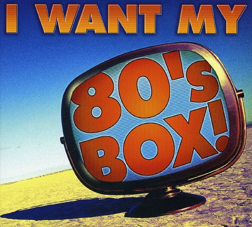 I Want My 80's Box / Various (Digi-Pak)
