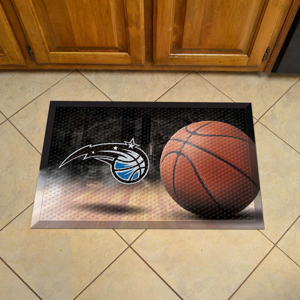Orlando Magic Scraper Doormat