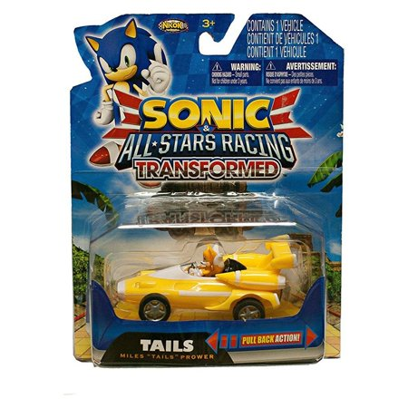 Sonic The Hedgehog Tails (Sonic the Hedgehog and Sega All Stars Racing Transformed - Miles Tails Prower by)