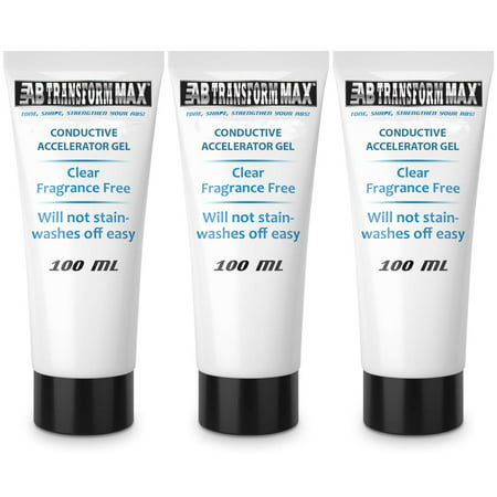 Ultra New Highly Conductive Accelerator Gel - Clear Fragrance Free