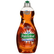 Ultra Palmolive Antibacterial Orange Dish Liquid, 25 oz