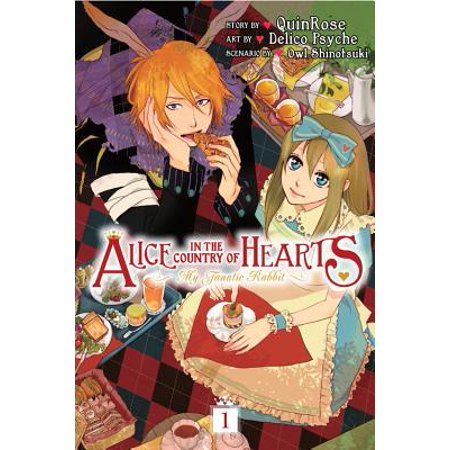 Alice in the Country of Hearts: My Fanatic Rabbit, Vol.