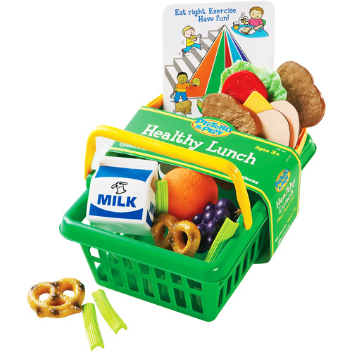 Learning Resources Play Lunch Basket